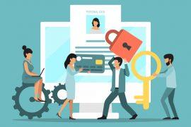 criar política de privacidade