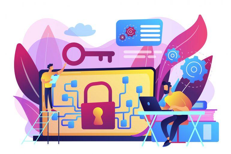 Vetor de proteção DDOS